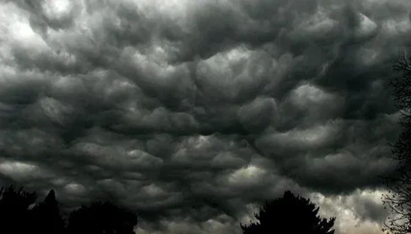 Nubes después de las nubes