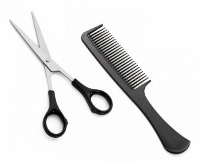 El corte de pelo